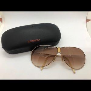 SALE!🕶 Carrera Sunglasses in Gold and White